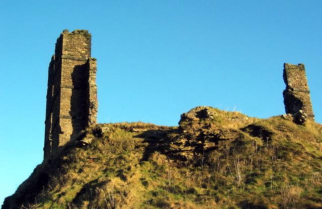 Castell Graig / Morris Castle