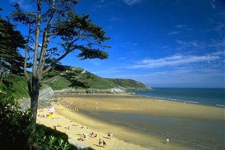 Caswell Bay, Gower, Swansea, Wales
