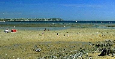 Oxwich Bay, Gower, Swansea, Wales