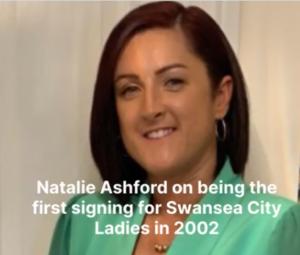 Natalie Ashford - Swansea City FPA